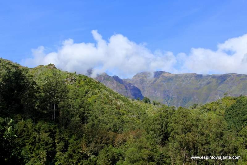Parque Natural do Ribeiro Frio - Visitar a Madeira