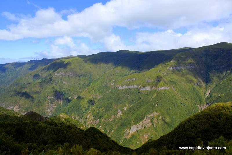 Paul da Serra - Visitar a Madeira