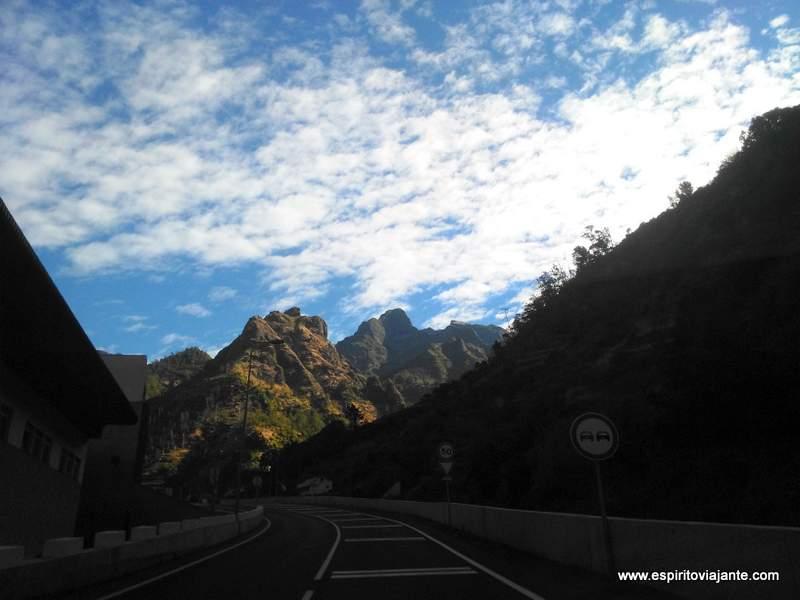 Serra de Agua - Visitar a Madeira