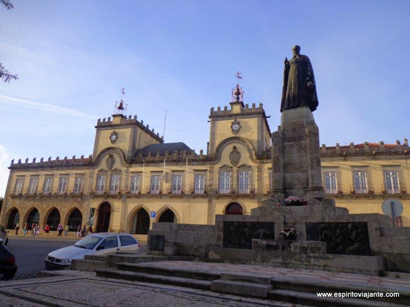 visitar Barcelos Câmara Municipal