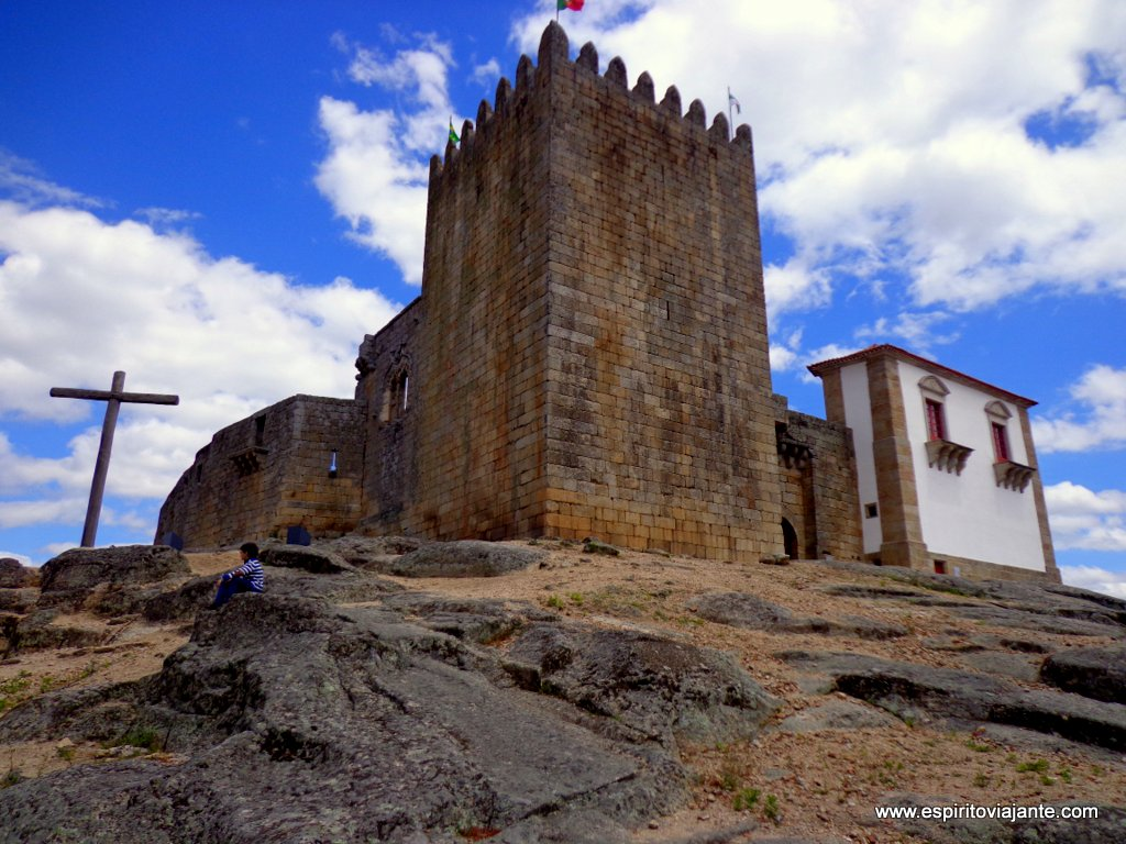 Castelo de Belmonte Aldeia Histórica de Belmonte