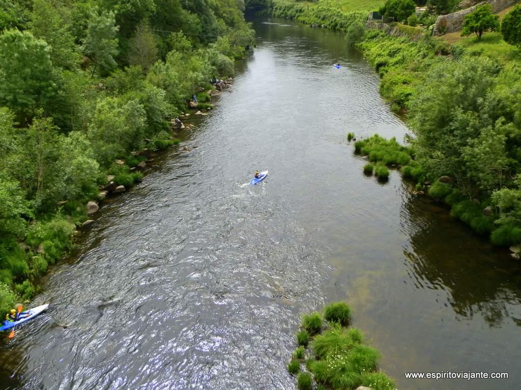 Visitar Cabeceiras de Basto rio Tâmega