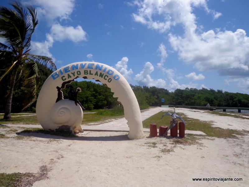 Cayo Blanco ilha