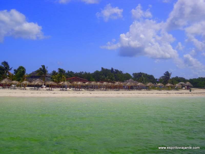 Cayo Blanco visitar Cuba