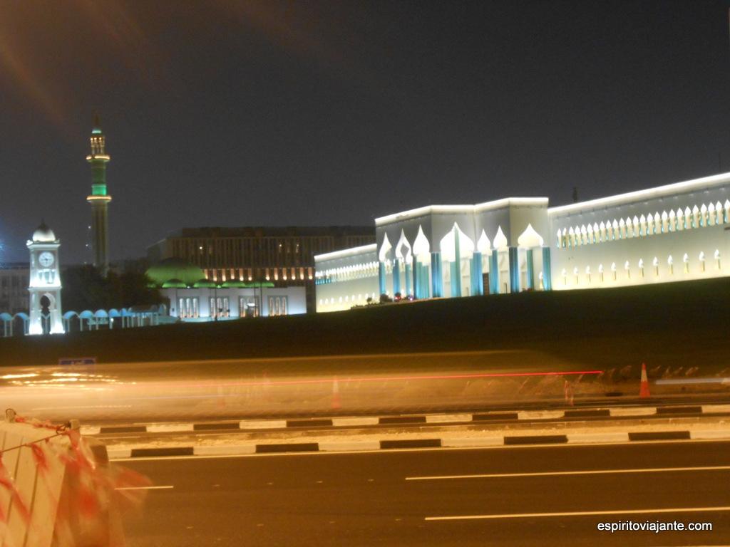 Doha à noite