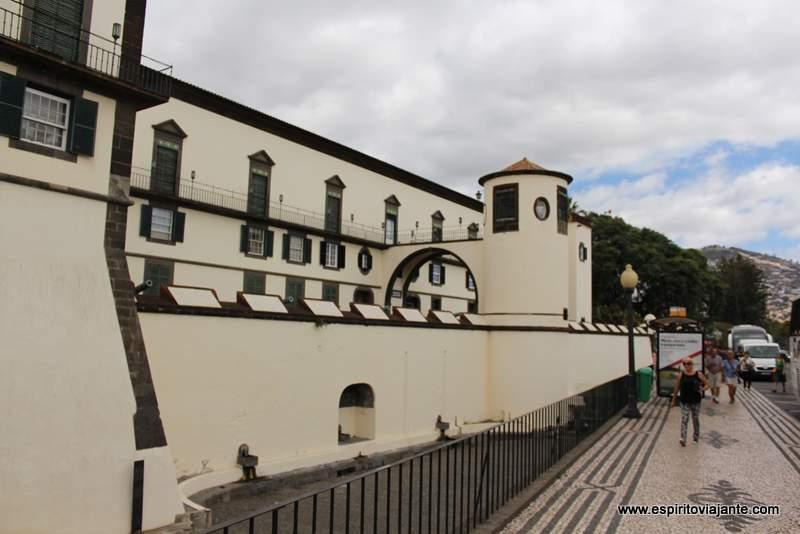 Fortaleza-Palácio de São Lourenço Funchal Madeira