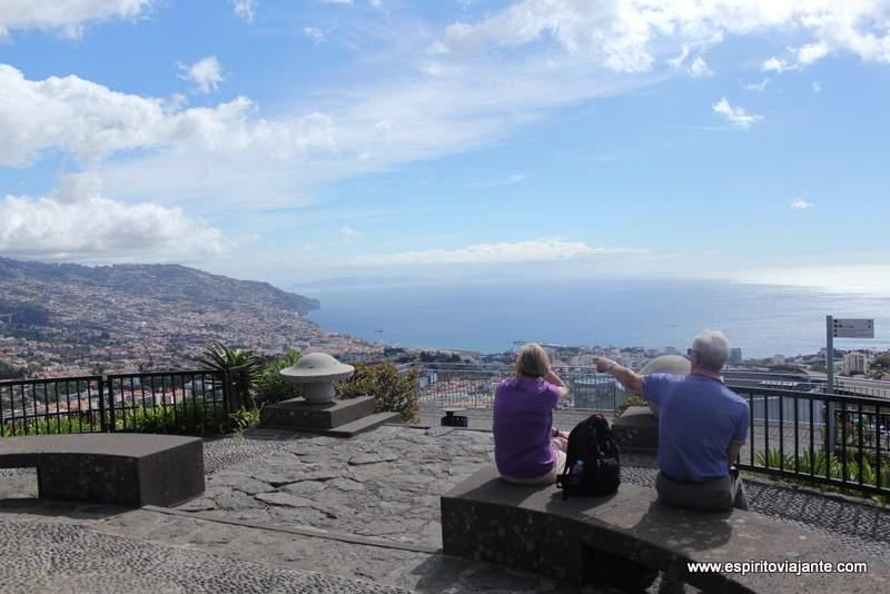 Pico dos Barcelos Funchal Madeira