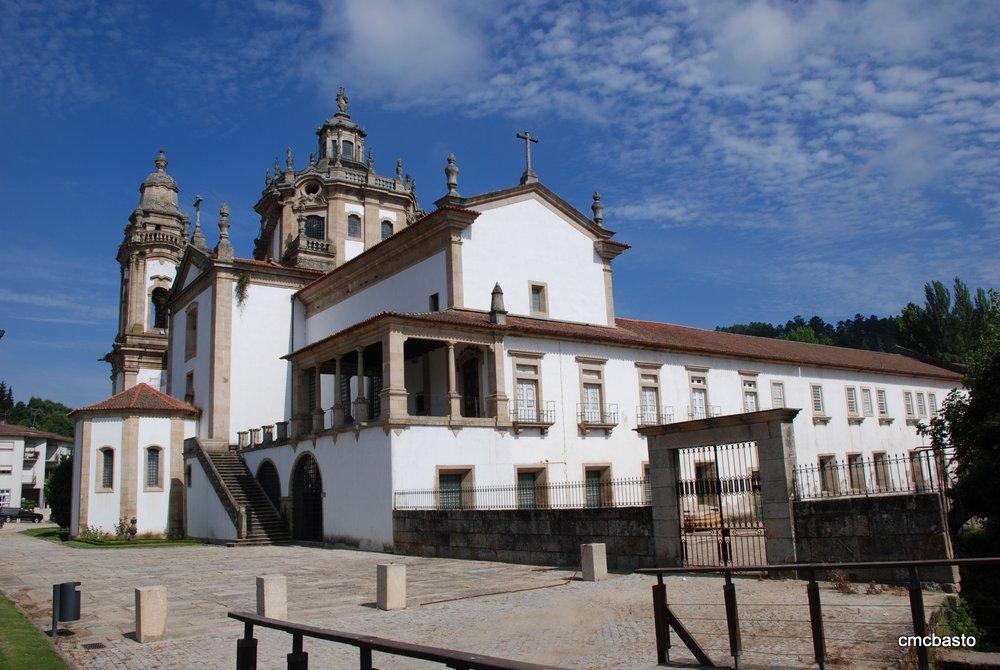 Mosteiro S. Miguel De Refojos