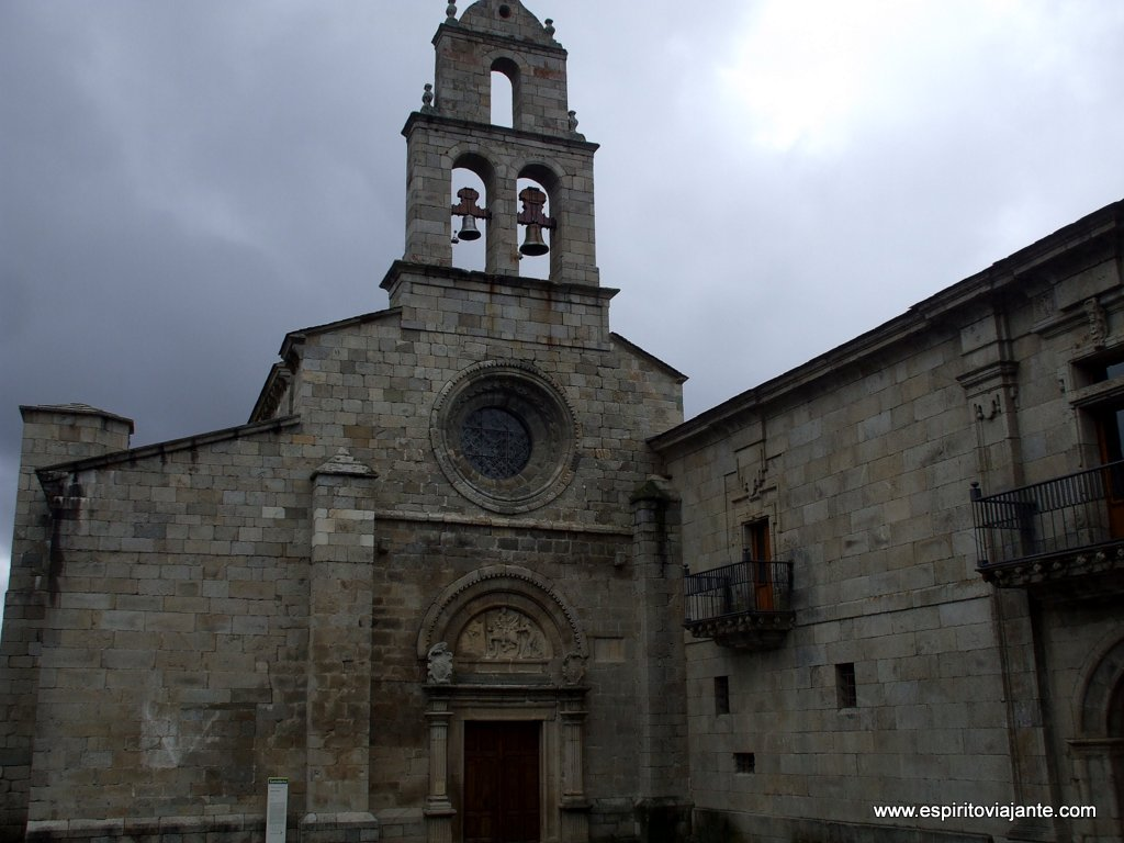 Mosteiro de Santa Martin de Castañeda
