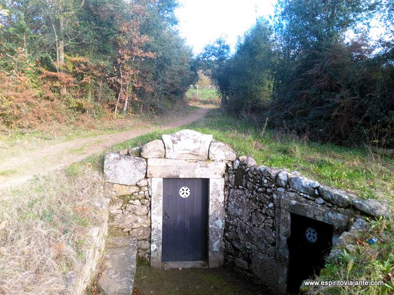 Sete Fontes Braga mina