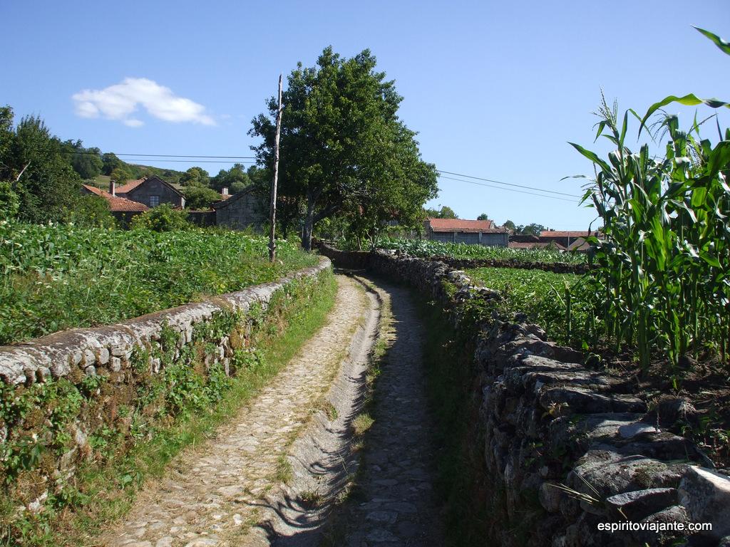 Trilhos de D. Nuno: Salto - Montalegre