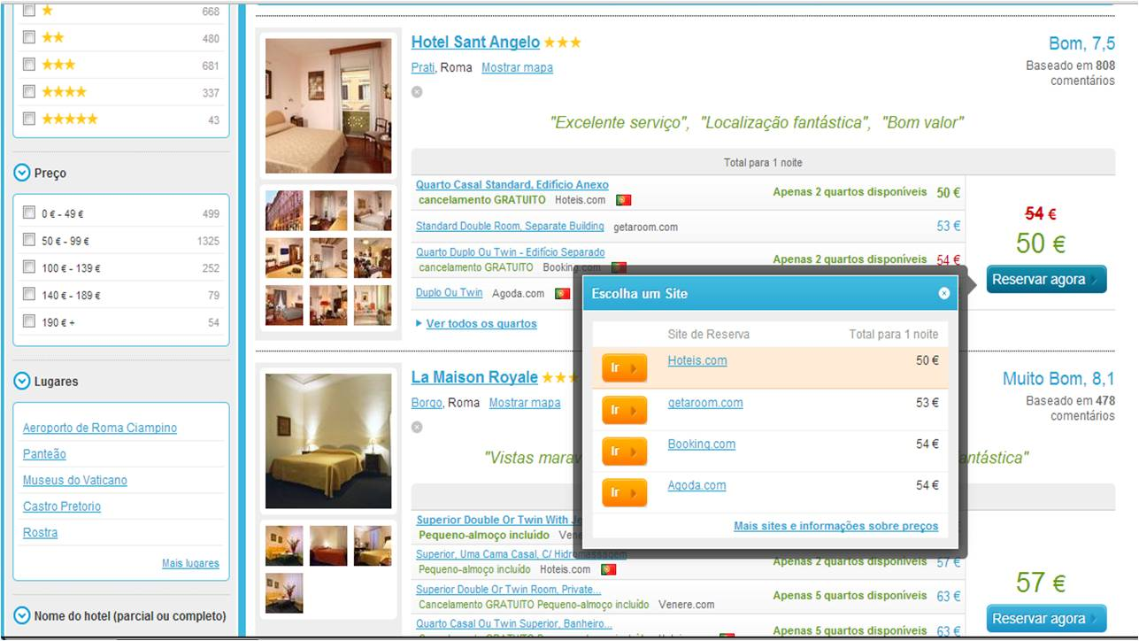 alojamento - hotelscombined alojamento barato