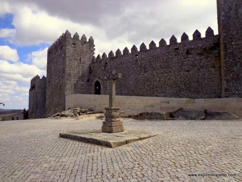 Castelo e muralhas-Trancoso