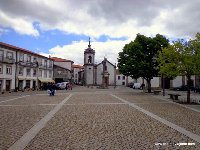 Igreja e Pelourinho Aldeia de Trancoso