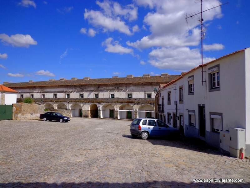 Quartel das Esquadras-Aldeia Histórica de Almeida