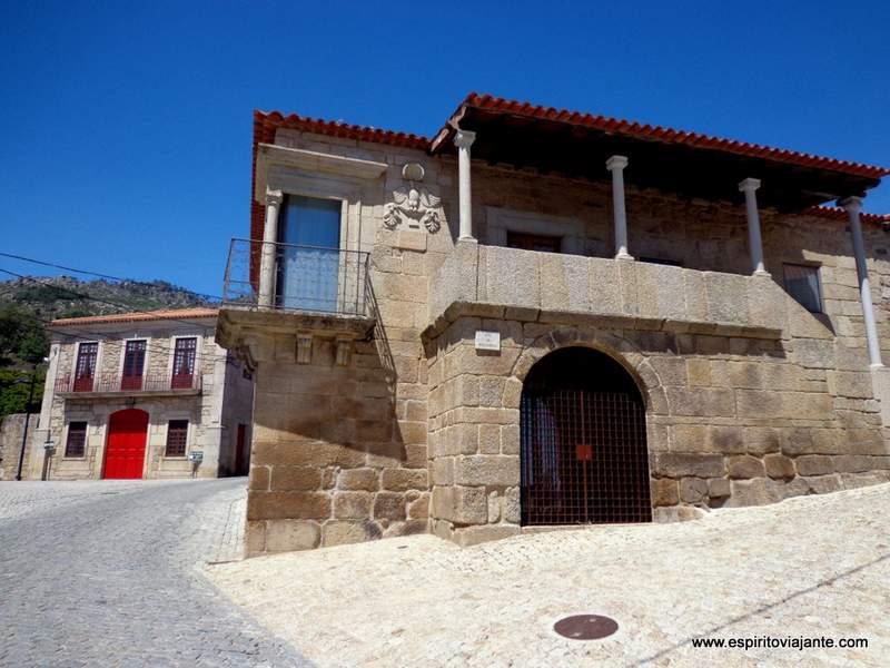 Aldeia Histórica de Castelo Novo Solar S. Silvestre