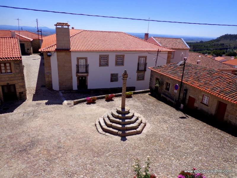 Aldeia Histórica de Castelo Novo Solar dos Gamboas