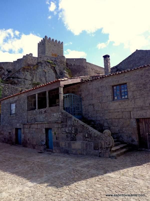Aldeia Historica da Sortelha Castelo