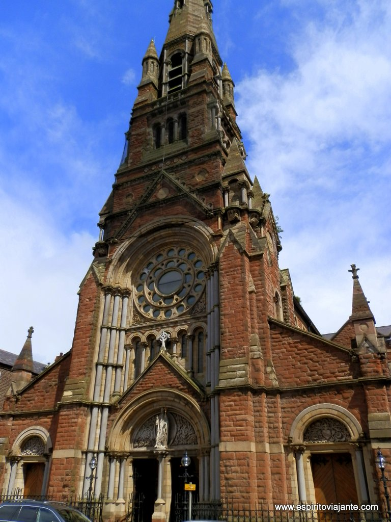 Saint-Patrick's-Church-Belfast