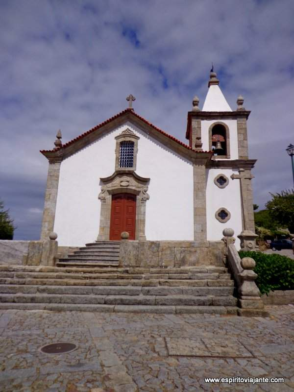 Igreja - Aldeia Historica de Linhares