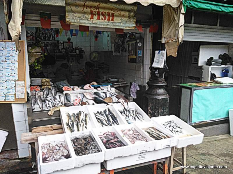 Mercado do Bolhão Porto-Porto