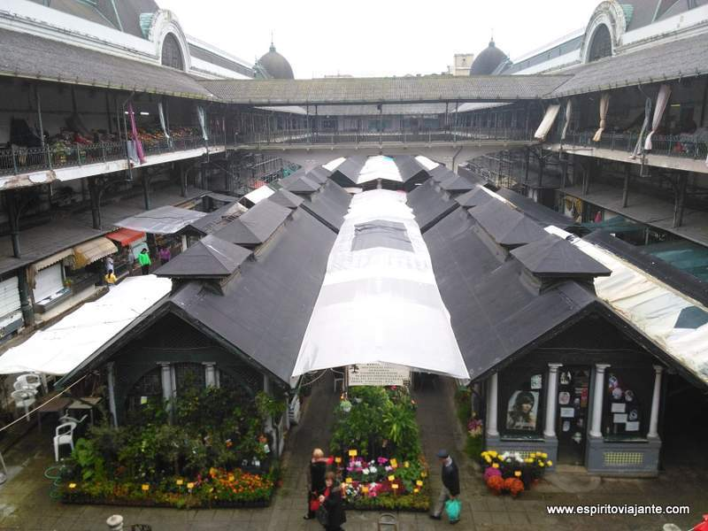 Mercado do Bolhão-Porto