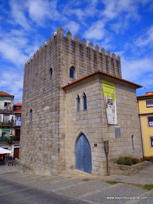 Torre da cidade do Porto
