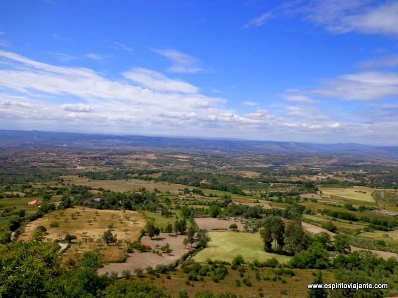 Vista - Aldeia Historica de Linhares