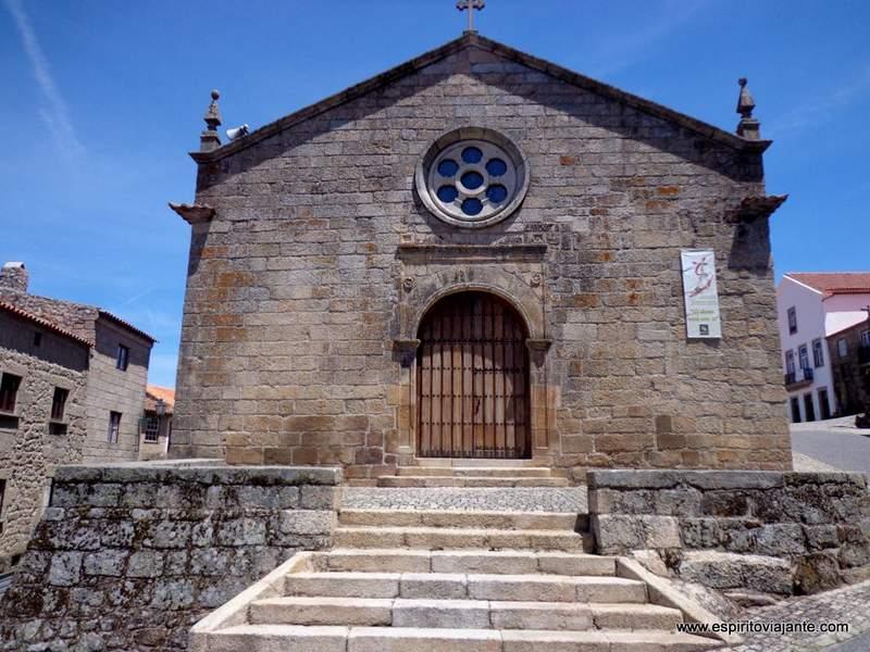 Igreja Aldeia Histórica de Monsanto