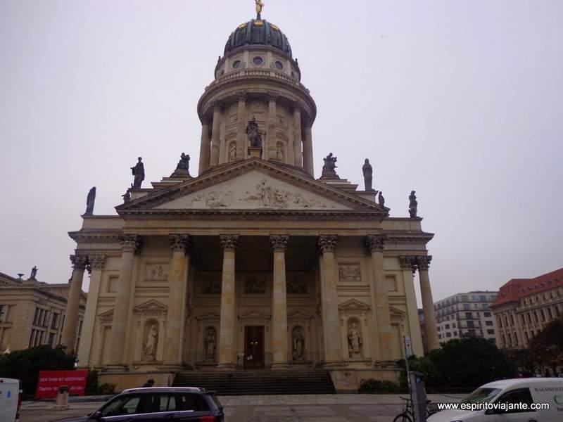 Visitar Berlim - Mercado