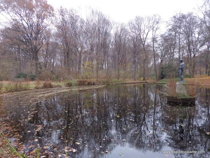 Visitar Berlim - Tiergarten