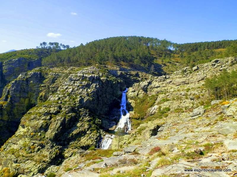 Cascata Fisgas de Ermelo Mondim de Basto Portugal