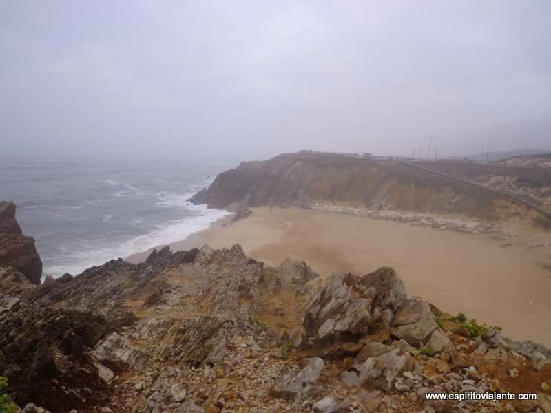 Praia em São Pedro de Moel