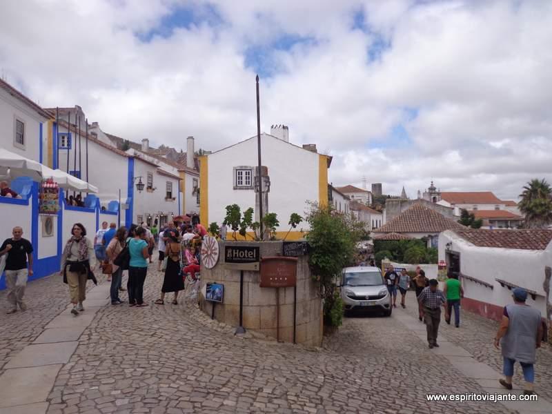 Visitar Óbidos Portugal