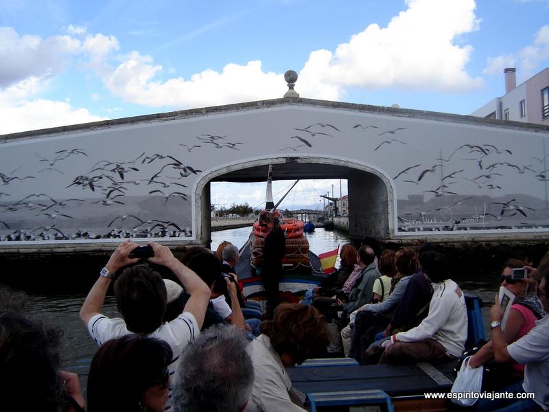 O que visitar em Aveiro Costa de Prata