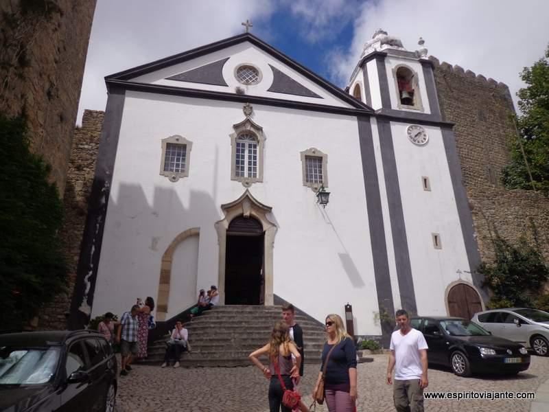 Turismo Costa da Prata Óbidos