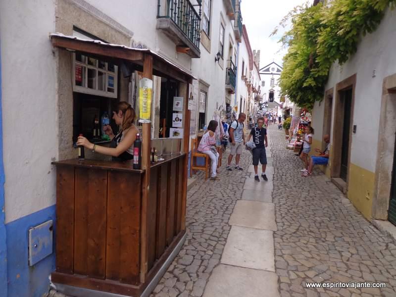 Turismo Óbidos Portugal