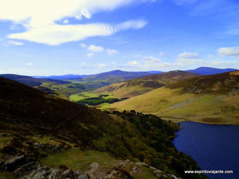Lago-Tay-Lake-Wicklow-Irlanda-Ireland