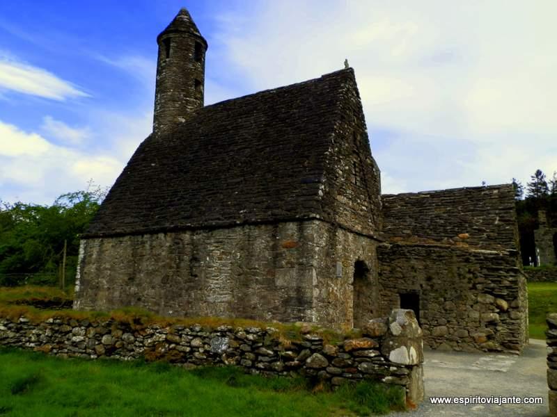 St.-Kevin's-Kitchen-Wicklow - Irlanda