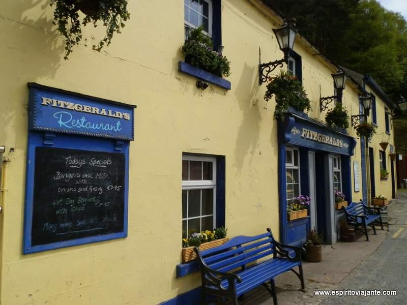 Wicklow-Mountains-Restaurants Tourism Ireland