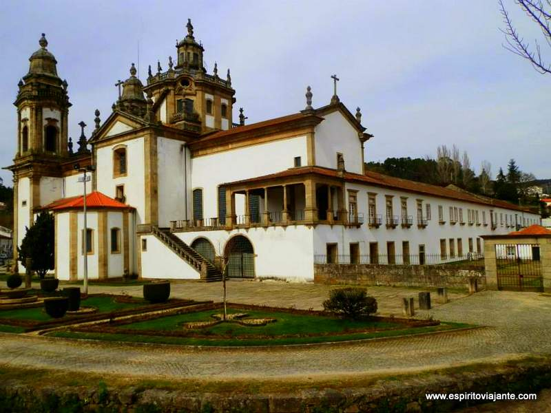 Mosteiro de Refojos Cabeceiras de Basto Fotos