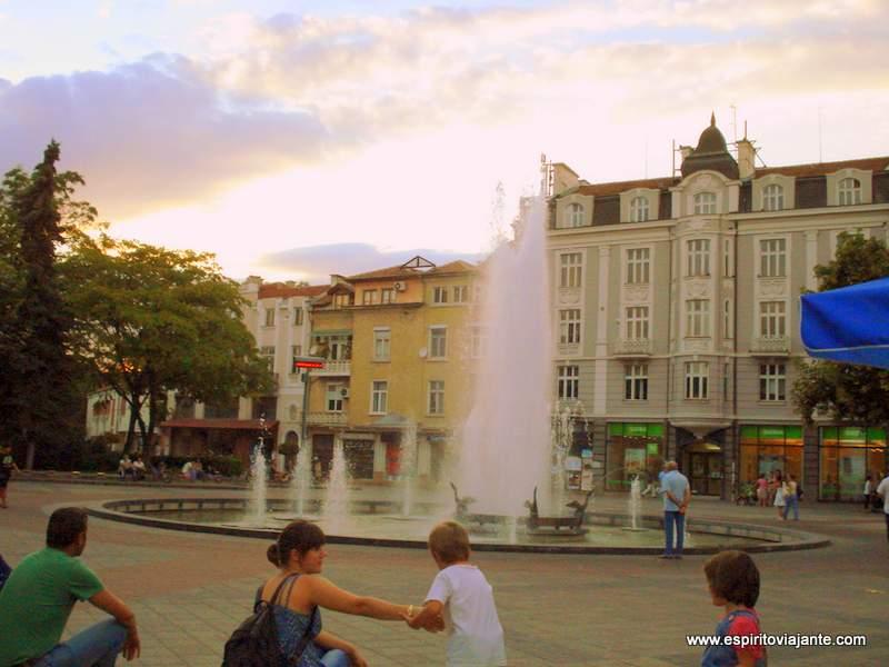 Visit Plovdiv Bulgaria Tourism