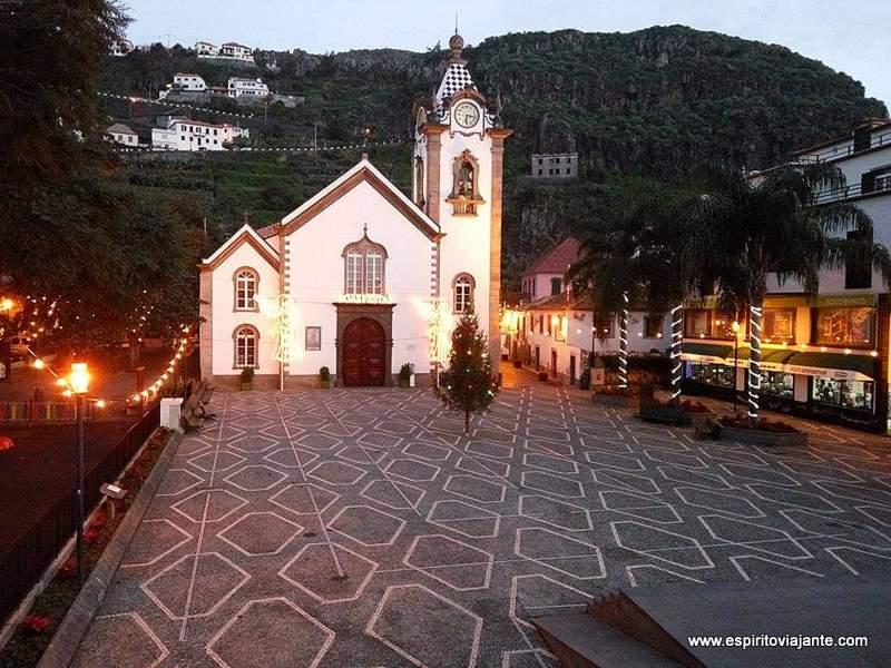 Visitar a Madeira - Ribeira Brava