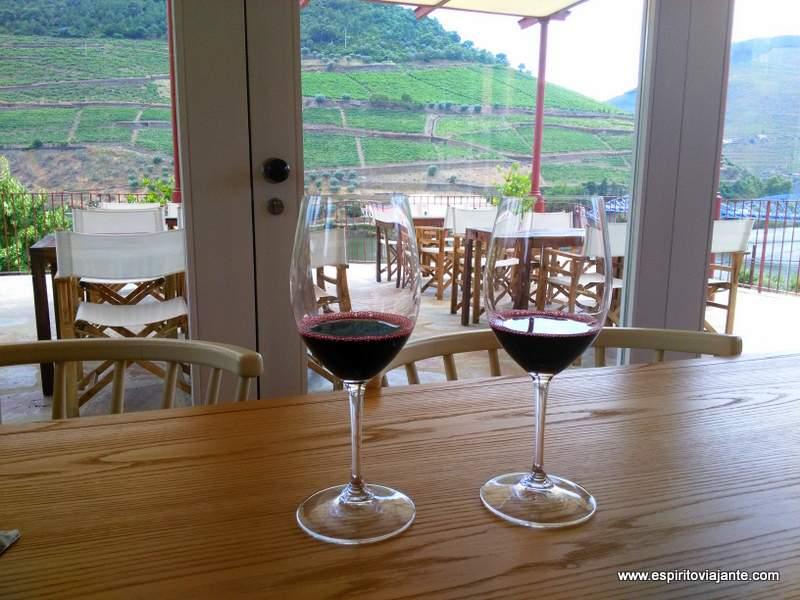 Provas de Vinho Quintas Douro Vinhateiro