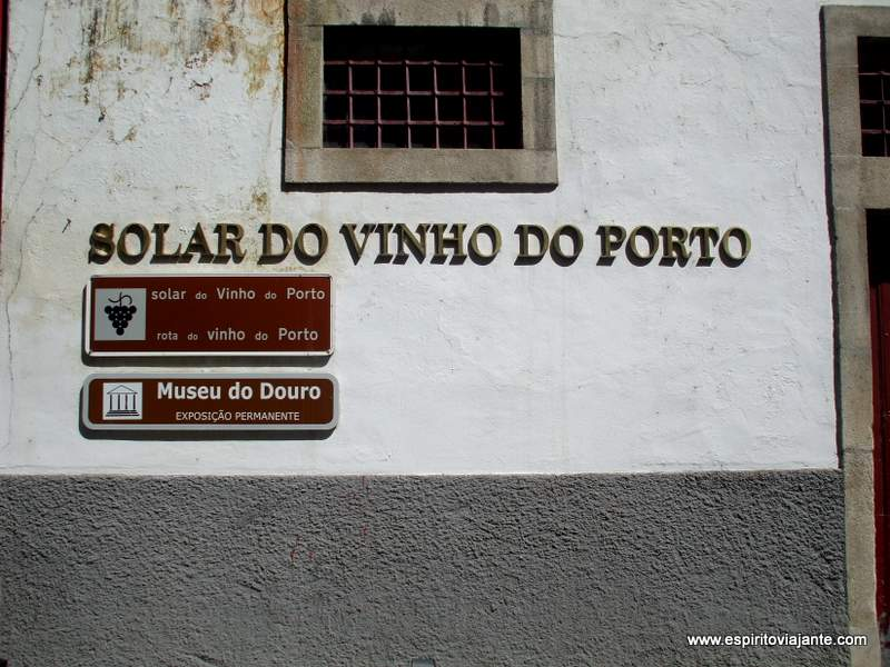 Solar-do-Vinho-do-Porto Peso da Régua
