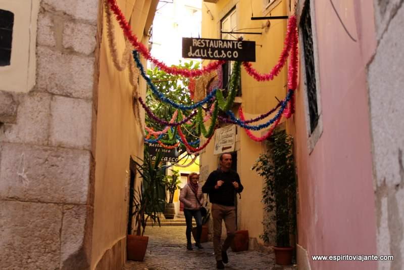 Fotos Alfama Lisboa Turismo