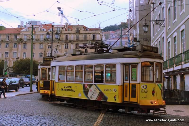 Transportes cidade de Lisboa