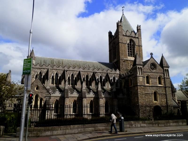 Christ Church Cathedral  Visitar Dublin