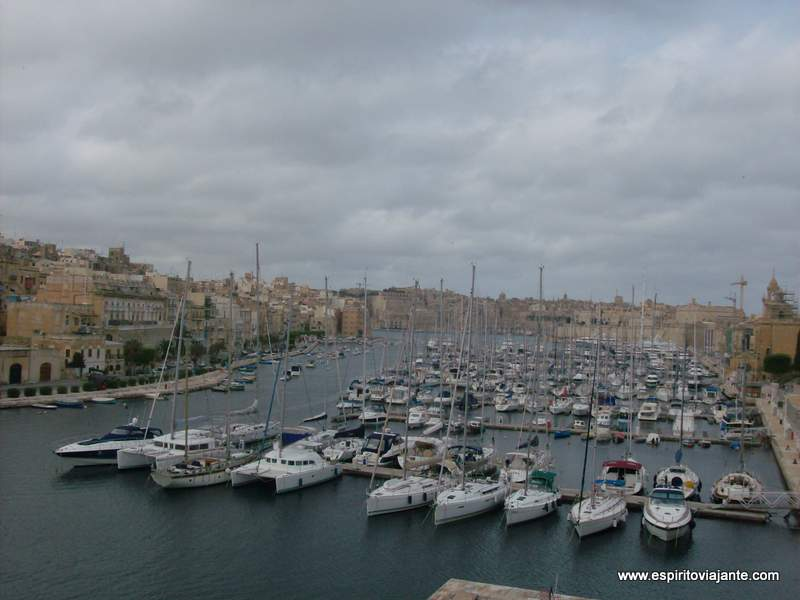 Marina de Il Birgu Malta
