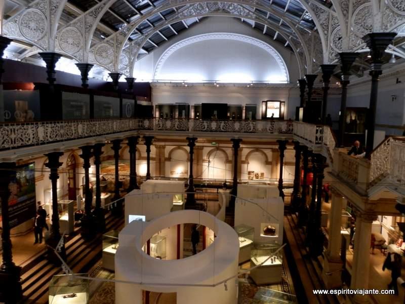Museu Nacional da Irlanda Dublin